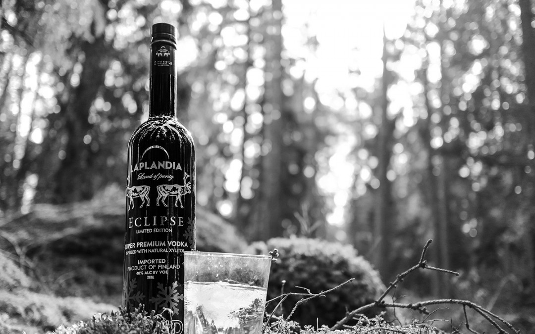 It's raining awards for Laplandia Vodka!